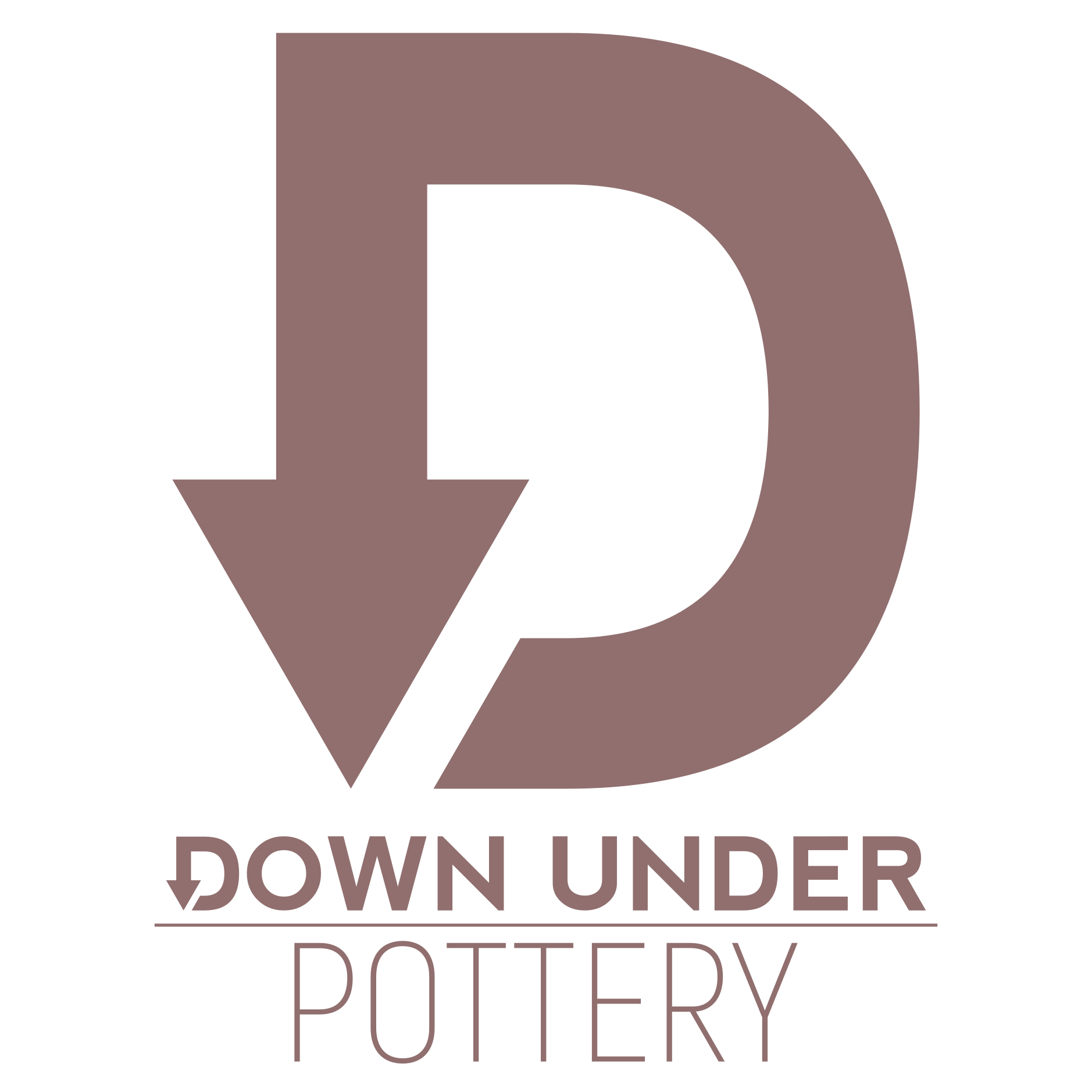 DOWN UNDER POTTERY